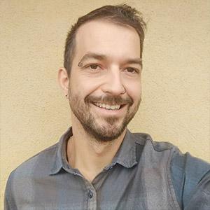 Carlos Peña, profesor de Fp Plus Plus