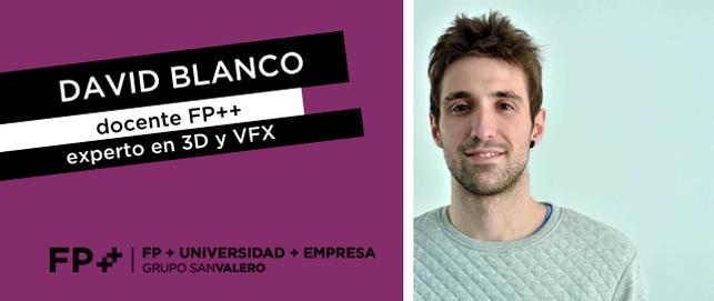 Entrevista David Blanco FP++