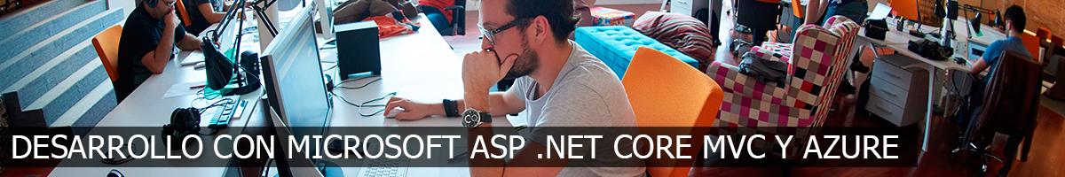 Experto en Desarrollo con Microsoft ASP .net Core MVC y Azure | FP Plus Plus