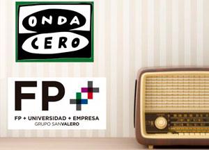 Fp++ en Onda Cero. Noticia FP++