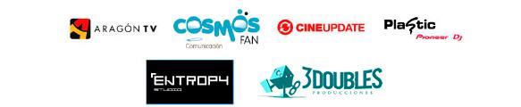 Logos empresas audiovisuales colaboradoras