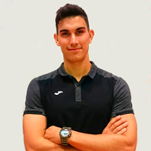 Marcos Rueda, profesor Fp++