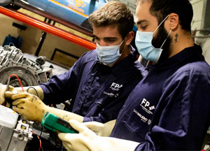 Este curso de experto se enmarca dentro de la oferta formativa FP++ de Grupo San Valero