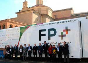 Noticia Tarazona y Fp++