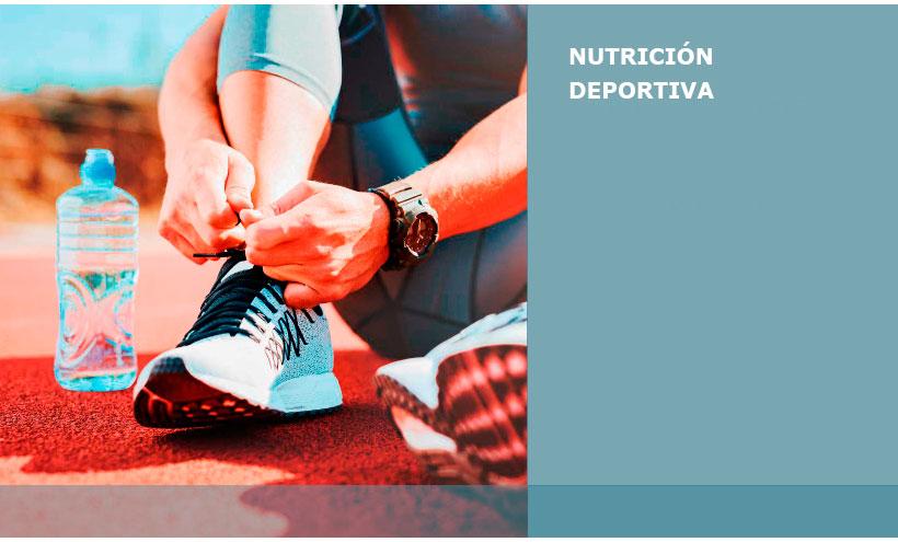 DE de Nutrición Deportiva