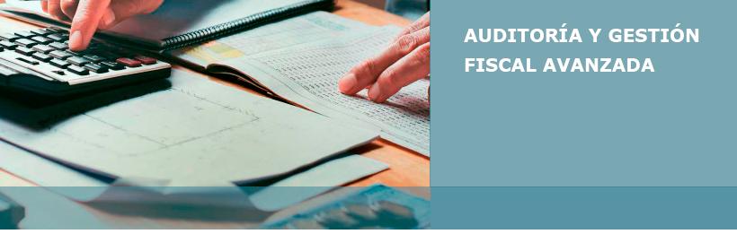 Auditoría y Gestión Fiscal Avanzada